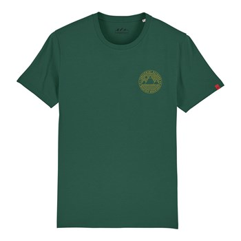 Threepoint - Mountain adventures - T-shirt manches courtes - vert