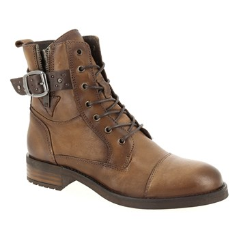 Coco et Abricot - Boots - taupe