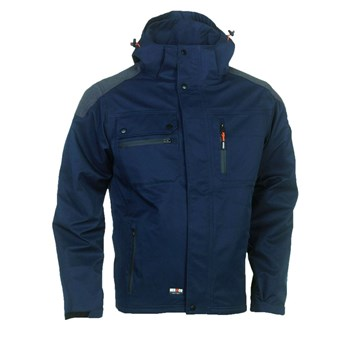 Fashion Cuir - Veste spencer - bleu marine