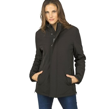 Fashion Cuir - Veste spencer - noir