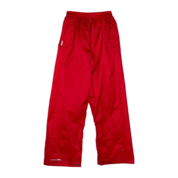 Trespass - Pantalon imperméable - rouge
