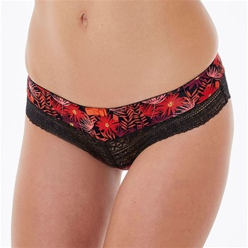 Pomm'Poire - Tropical - Shorty - rouge