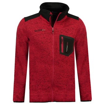 Geographical Norway - URVAL - Polaire - rouge