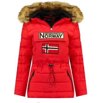 Geographical Norway - Belinda - Doudoune - rouge