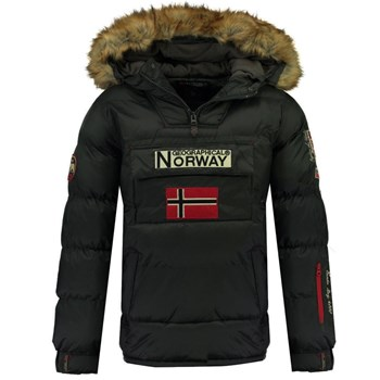 Geographical Norway - Bilboquet - Doudoune - noir