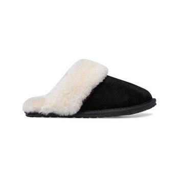 Fenlands Sheepskin - Chaussons - noir