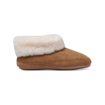 Fenlands Sheepskin - Chaussons - brun