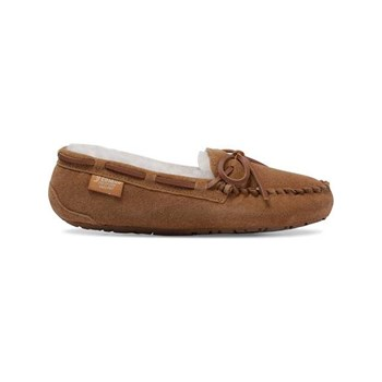 Fenlands Sheepskin - Mocassins - brun