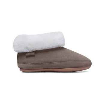 Fenlands Sheepskin - Chaussons - taupe