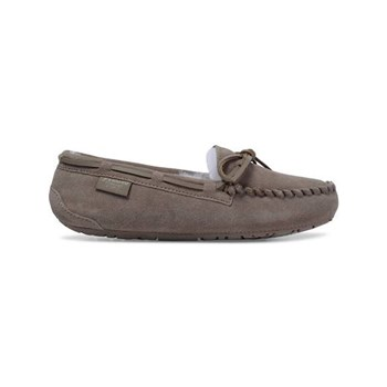 Fenlands Sheepskin - Mocassins - taupe
