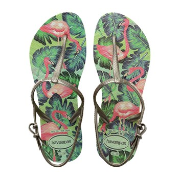Havaianas - Freedom - Sandales - pomme