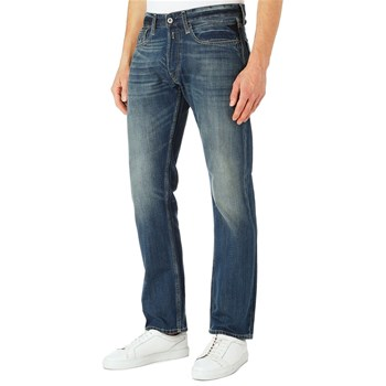 Replay - Newbill - Jeans dritto - blu jeans