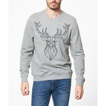 Best Mountain - Sweat-shirt - gris chiné