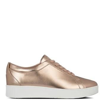 FitFlop - Rally - Baskets basses - rose doré
