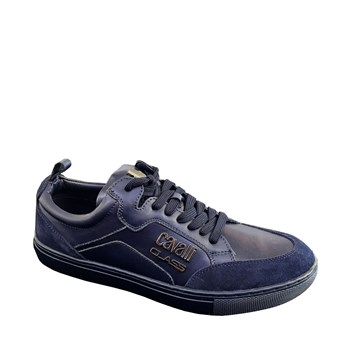 Just Cavalli - Baskets basses - bleu