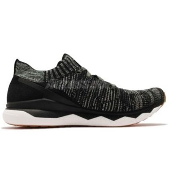 Reebok Performance - SFM LS BRAND T - Baskets Running - noir