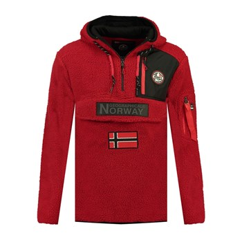 Geographical Norway - Terifique - Polaire - rouge