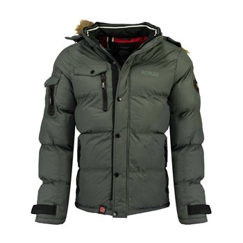 Geographical Norway - Clement - Parka - gris clair