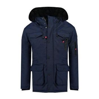 Geographical Norway - Alcaline - Parka - bleu marine