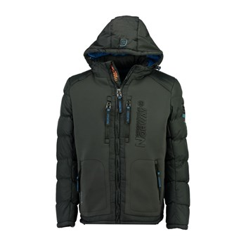 Geographical Norway - Beachwood - Parka - gris