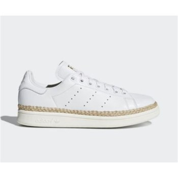 adidas Originals - Stan Smith New Bold - Beaskets en cuir - blanc