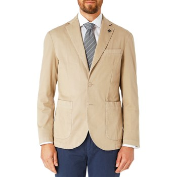 Hackett London - Veste de costume - beige