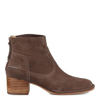 Ugg - Bandara - Bottines en cuir suédé - marron