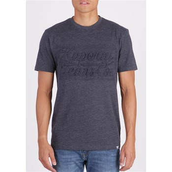 Kaporal - Omed - T-shirt manches courtes - gris