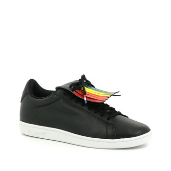 Le Coq Sportif - Courtset W Rainbow - Baskets en cuir - multicolore