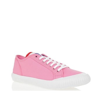 Le Coq Sportif - Nationale GS Sport - Baskets basses - rose