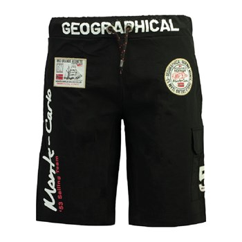 Geographical Norway - Quorban - Boardshort - noir