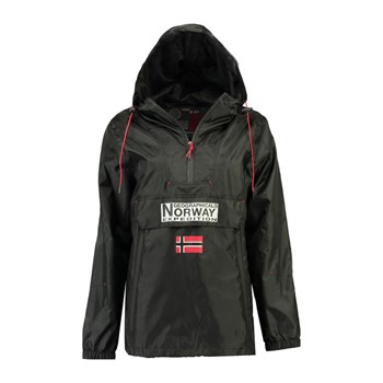 Geographical Norway - Downcity - Coupe-vent - noir