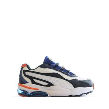 Puma - Cell Stellar - Baskets basses - bleu marine