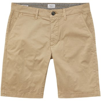 Pepe Jeans London - Mc Queen - Short chino - beige
