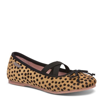 Pepe Jeans Footwear - Liza Fur - Ballerines - marron