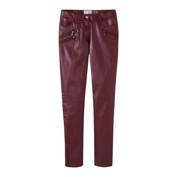 Pure Collection - Jean skinny - bordeaux