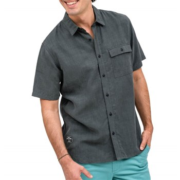 Oxbow - Codulce - Chemise manches courtes - anthracite