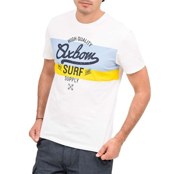 Oxbow - Triam - T-shirt manches courtes - blanc