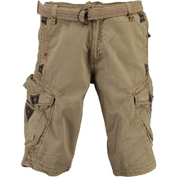 Geographical Norway - Perle - Short cargo - beige