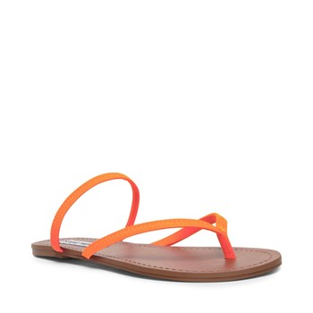 Steve Madden - Enjoy - Nu-pieds - orange