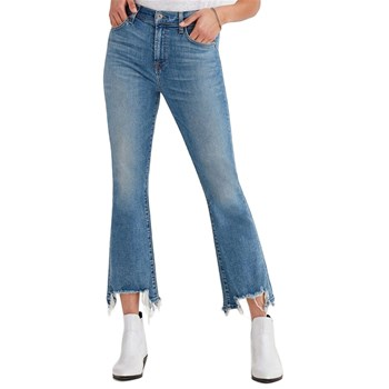 7 For All Mankind - Jean flare - bleu jean