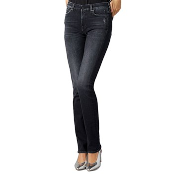 7 For All Mankind - Kimmie - Jean skinny - noir