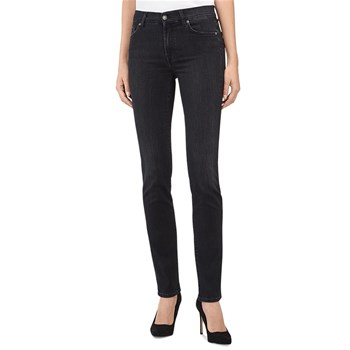 7 For All Mankind - Rozie - Jean slim - noir