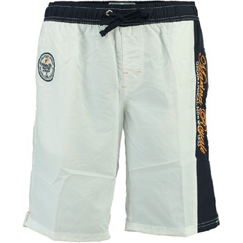 Geographical Norway - Quannee - Boardshort - blanc