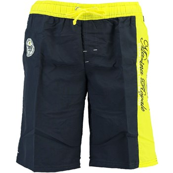 Geographical Norway - Quannee - Boardshort - bleu marine