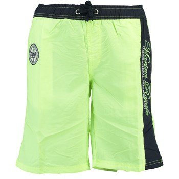 Geographical Norway - Quannee - Boardshort - citron vert