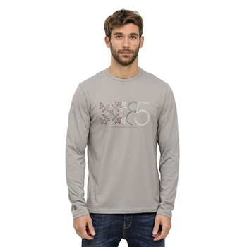 Oxbow - Tacer - T-shirt manches longues - gris