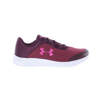 Under Armour - Mojo - Baskets Running - bordeaux