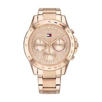 Tommy Hilfiger - Haven - Montre analogique - Rose gold