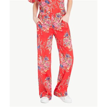 Twinset - Pantalon - rouge